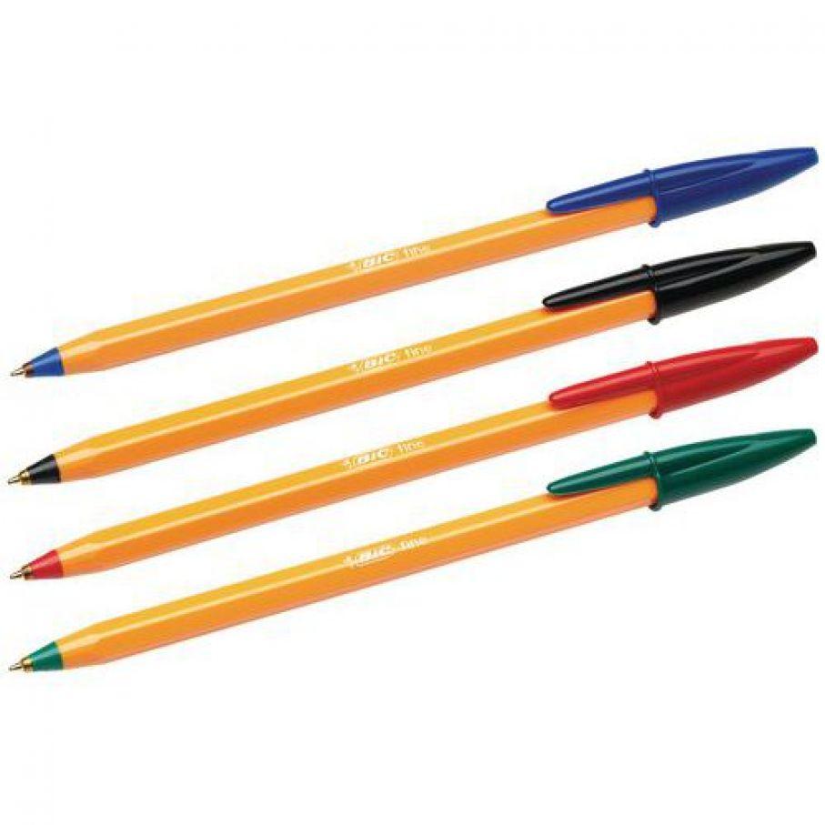 długopisy z tuszem tradycyjnym
