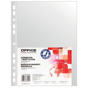 KOSZULKA GROSZKOWA OFFICE PRODUCTS A4 40MIC /100/