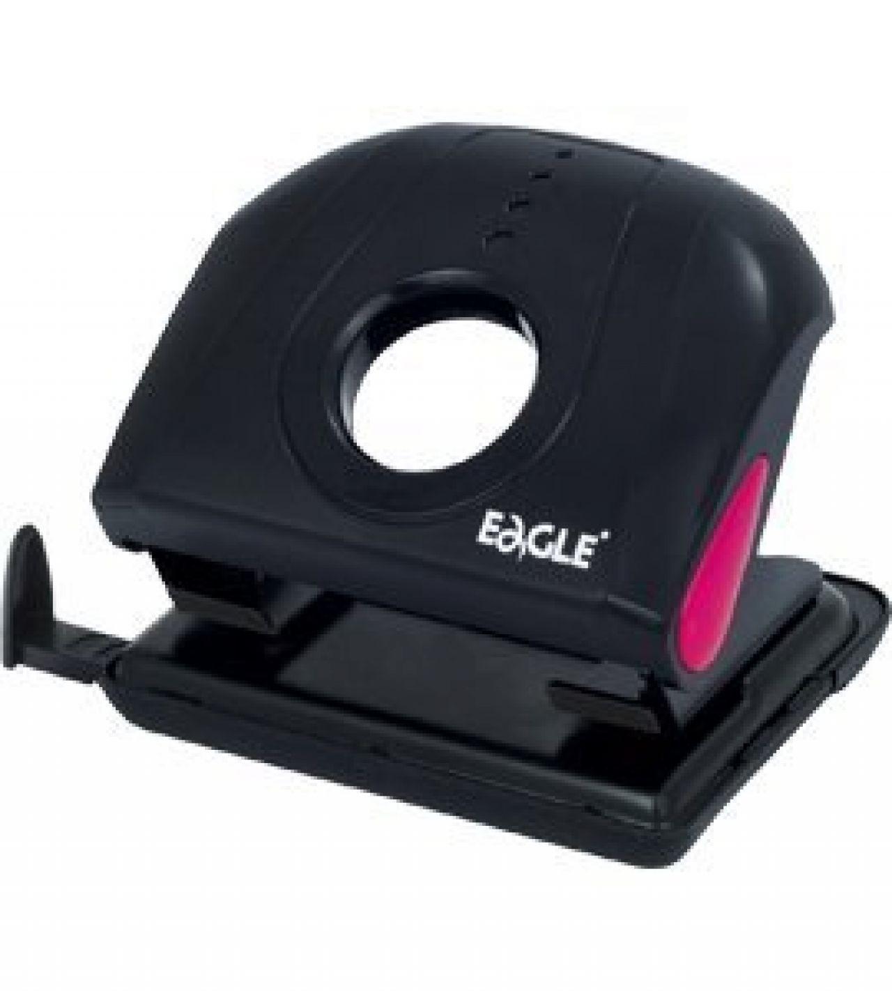 Dziurkacz EAGLE Dynamic P5180M czerwony