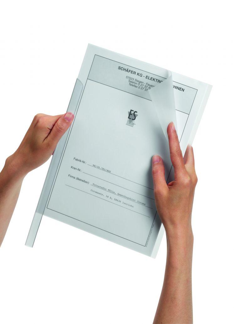 ręczna oprawa dokumentów