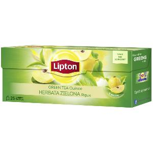 HERBATA LIPTON GREEN TEA PIGWA 25TB