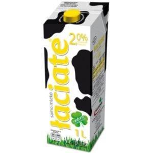 Mleko ŁACIATE UHT  2% 1L /12/